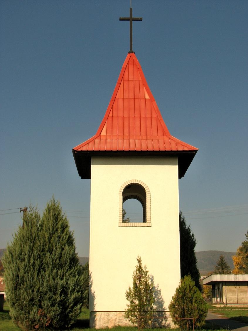 Zvonica v Ďurkovciach