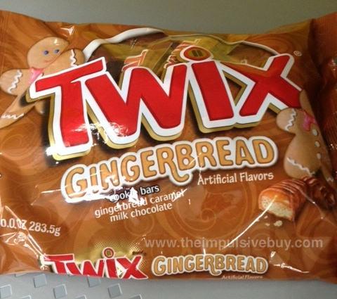 Twix Gingerbread