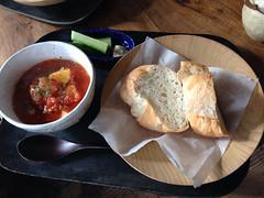 根菜とトマトのスープセット