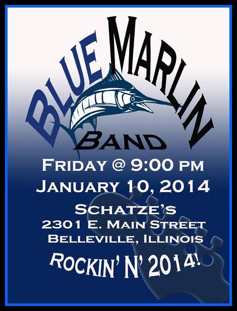 Blue Marlin 1-10-14