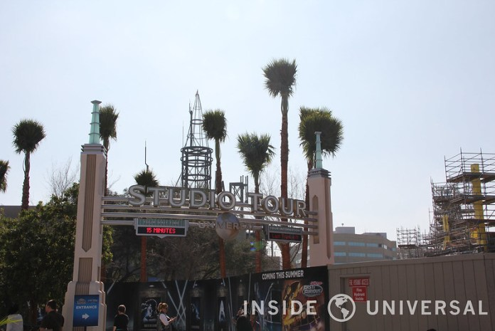 Photo Update: February 8, 2015 - Universal Studios Hollywood - Wizarding World of Harry Potter