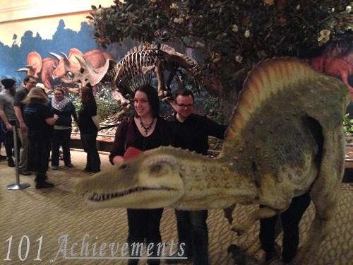 Jurassic Park After Dark