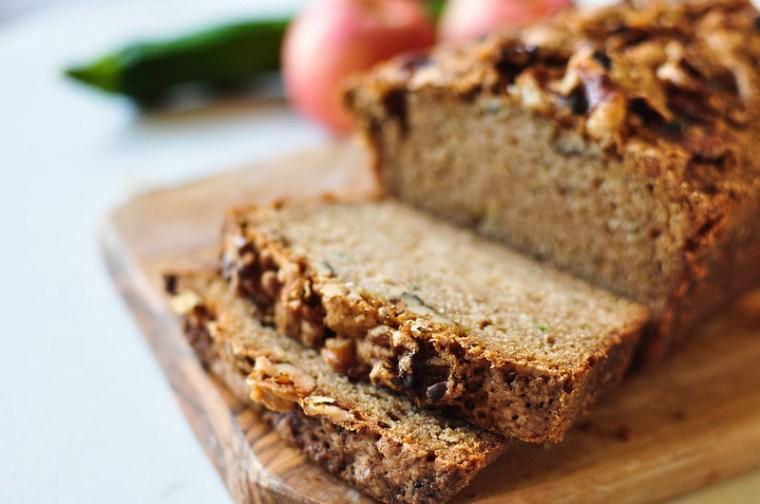 Apple Zucchini Bread 6