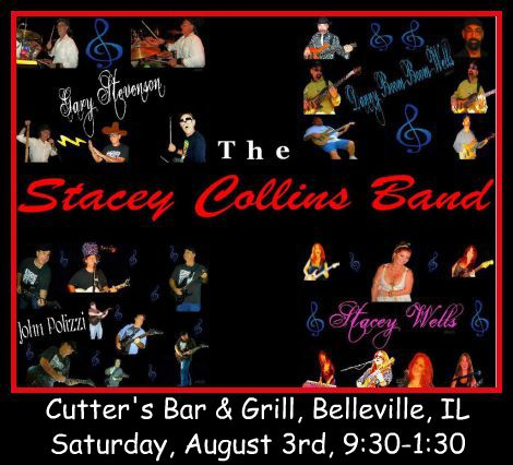 Stacey Collins Band 8-3-13