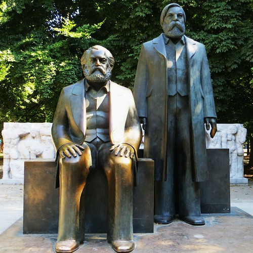 Marx-and-Engels