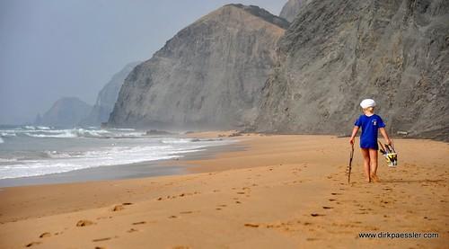 Praia Da Cordoama. by Dirk Paessler