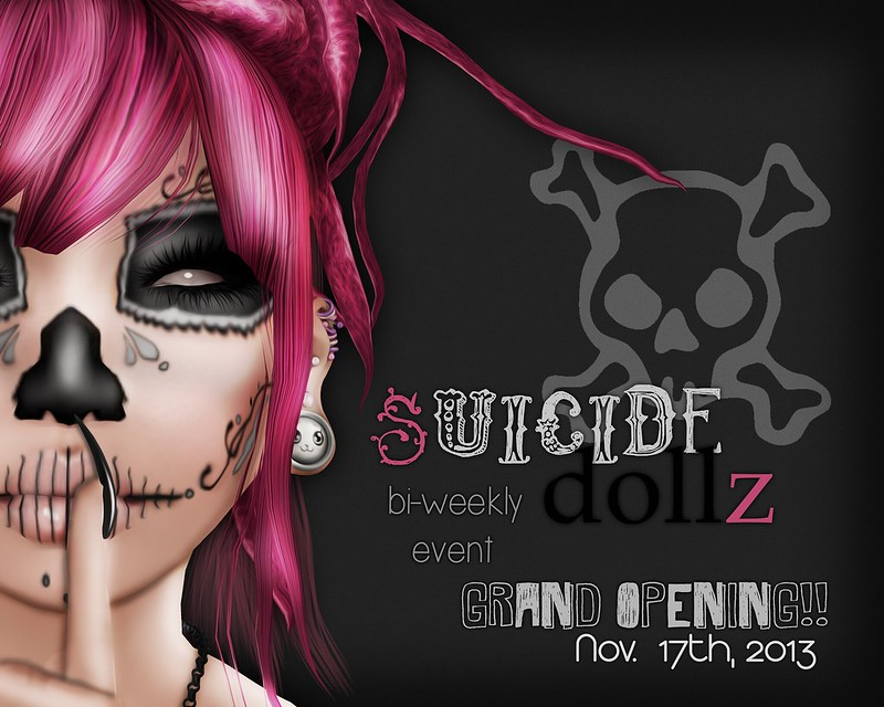 GRAND OPENING - Suicide DollZ