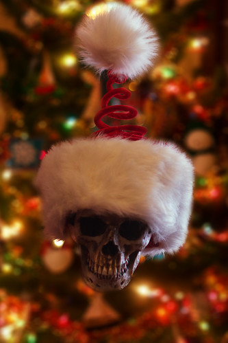 December 13: Spooky Christmas