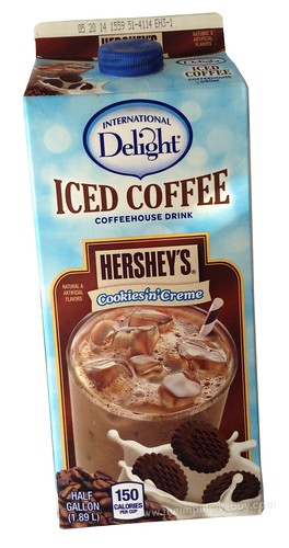 International Delight Hershey's Cookies 'n' Cream Iced Coffee