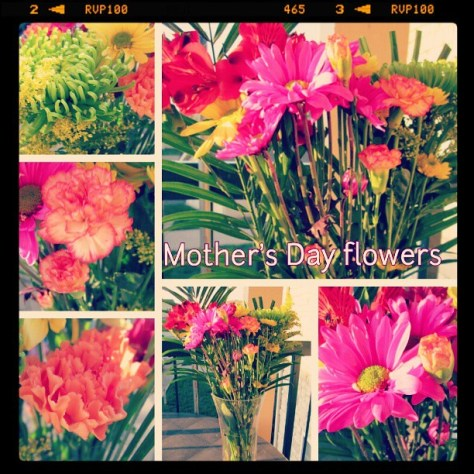 #flowers from my #husband for #mothersday