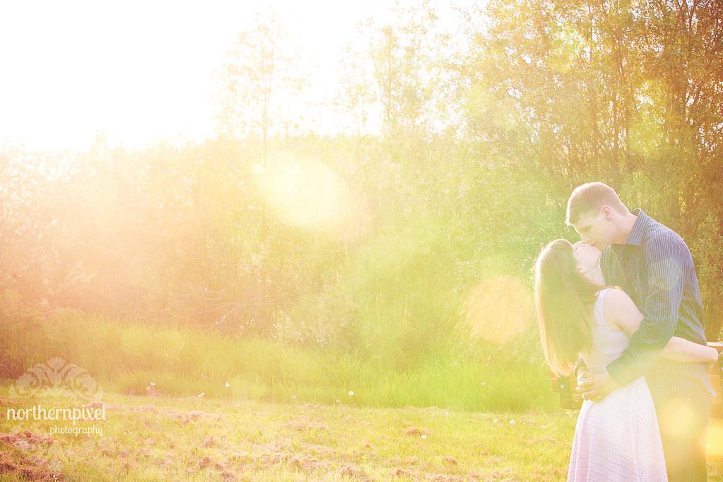 Engagement Sunflare