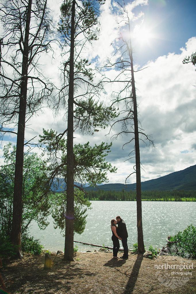 Engagement Session at Pyramid Lake