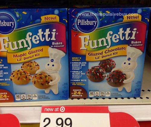 Pillsbury Funfetti Lil' Donut Kits