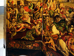 Image Result For Screen With The Siege Of Belgrade And Hunting Scene