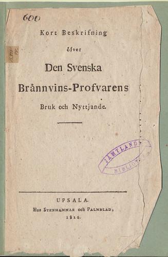 brannvin_1812_1 by Historiskt