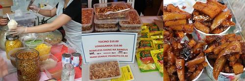 Filipino food fiesta