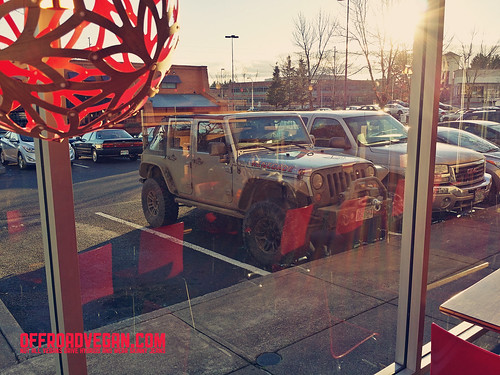 jeep | Off-road Vegan