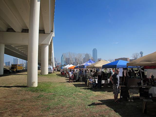 Under The Bridge Vendors