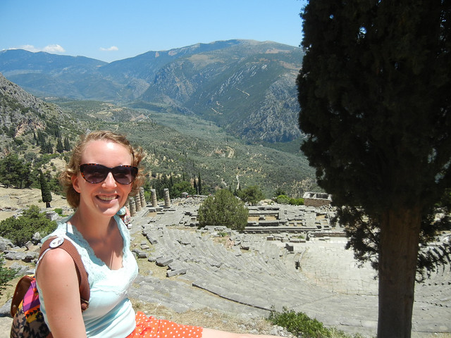 Summer 2012 - Europe, D5 Corinth Canal and Itea, Greece - 22