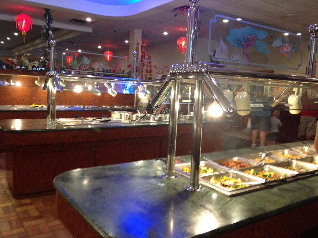 Closest Chinese Food Buffet