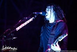 Korn @ Postepay Rock in Roma 2013
