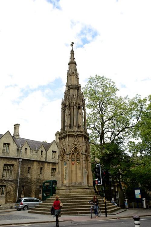 옥스포트 순교자 기념탑