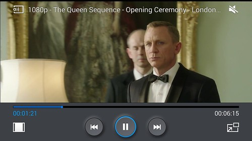 ดูคลิป 1080p บน Samsung Galaxy Note 3