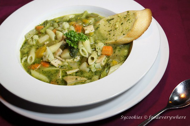 7.1chulo -Minestrone Soup RM18.80