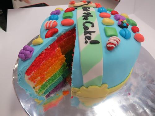 Singapore Lifestyle Blog, Singapore Food Blog, Singapore Blog, nadnut, Candy Crush, Shiberty, Shiberty's Sweets, Shiberty's Sweets review, Shiberty's Sweets cake, Candy Crush cake, Awesome cake, Rainbow cake, Where to order rainbow cake in Singapore?, Where to order Candy Crush cake in Singapore?, nadnut rainbow, nadnut rainbow cake, nadnut Candy Crush cake, Shiberty's Sweets Candy Crush Cake