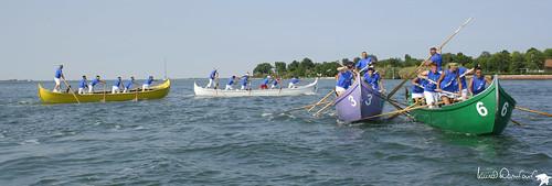 Cavallino Treporti rowing races