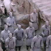 China - Xian - Terracotta Army - 12