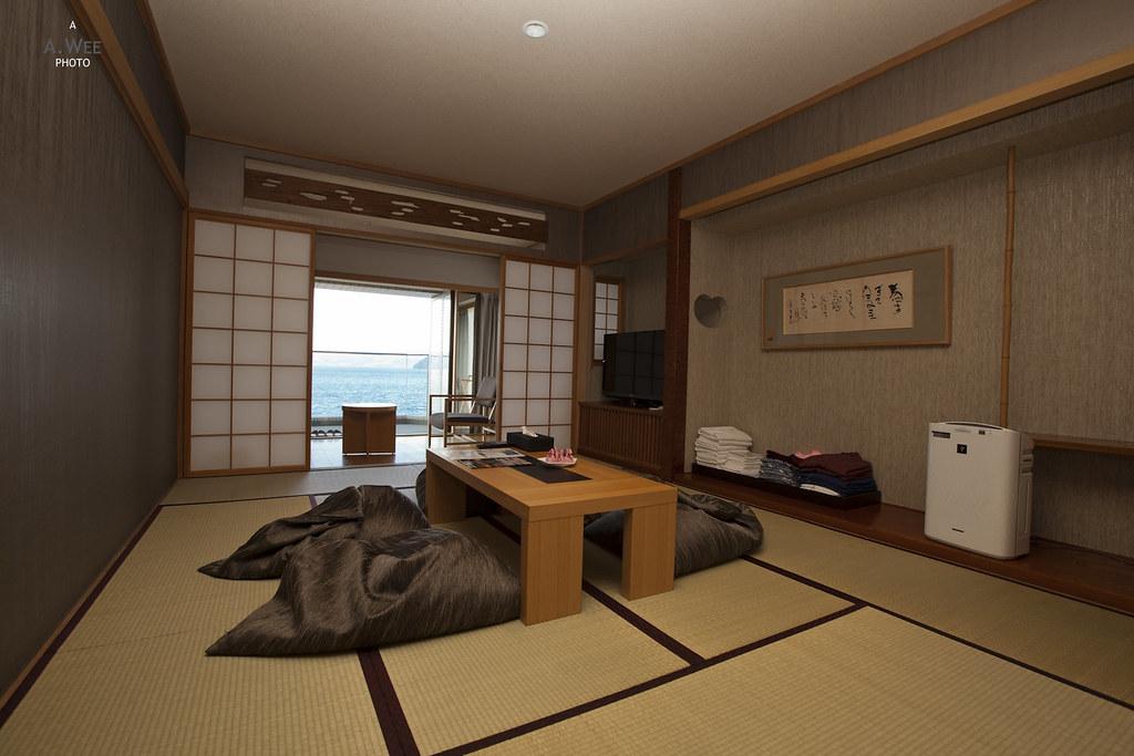 Japanese Tatami Mat Living Room