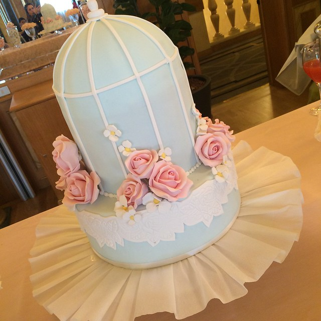 Torta Piccoli Elfi al Baby Shower Party