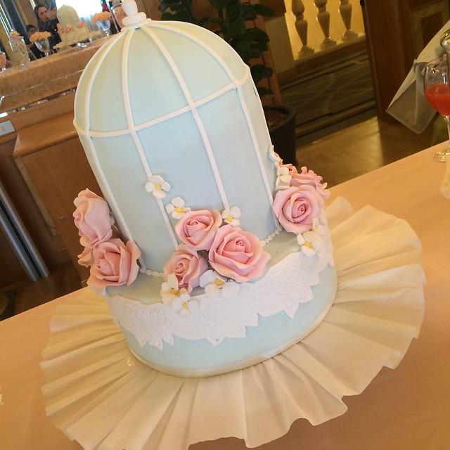 Torta Piccoli Elfi al Baby Shower Party