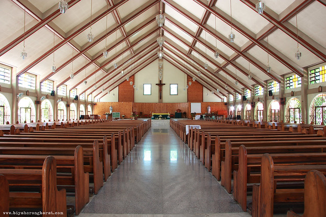 St. Mary Magdalene Parish Church Lagawe Ifugao
