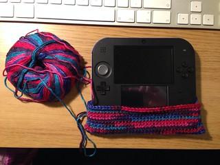 Nintendo 2DS bag