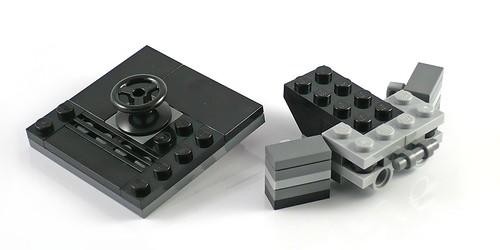 LEGO The Movie 70807 MetalBeard's Duel 06
