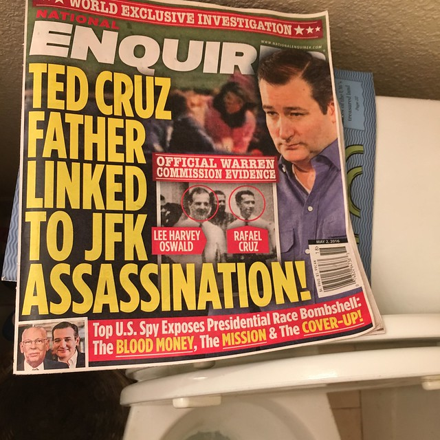 Ted Cruz Father Linked To JFK Assassination