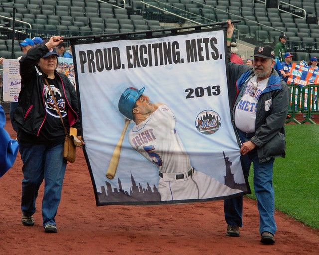 Proud Exciting Mets