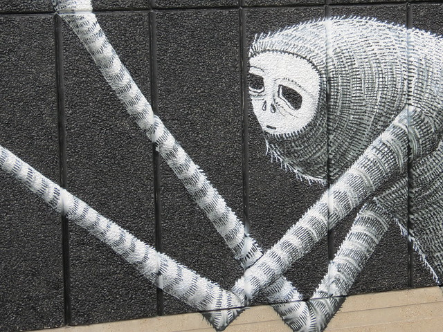 Phlegm on the Southbank