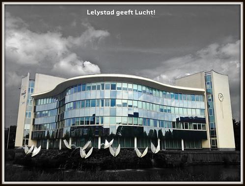 Zuiderzeeland in Lelystad geeft Lucht!
