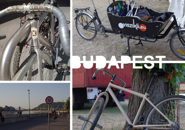 Budapest collage
