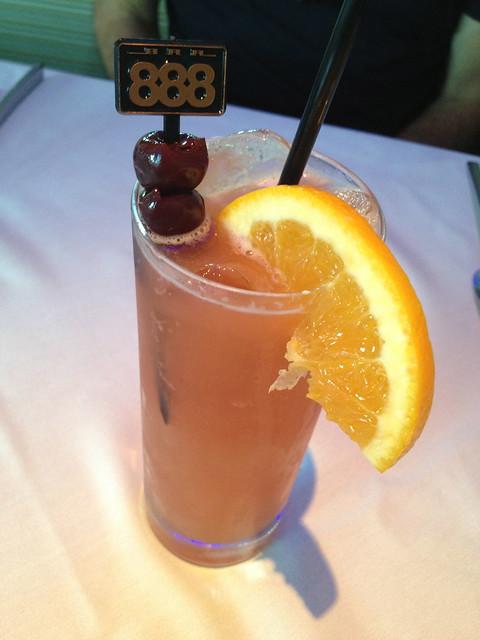 Stone Sour cocktail - Luce