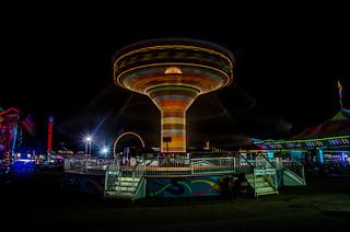 Spinning Swings