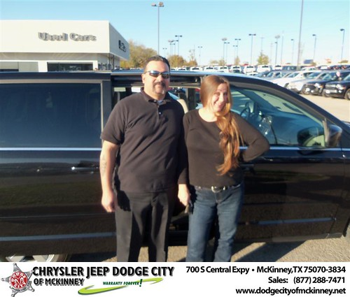 Happy Birthday to  Reynolds Motors from Olvera Jr and everyone at Dodge City of McKinney! #BDay by Dodge City McKinney Texas