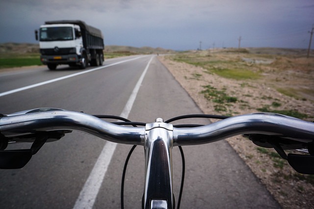 Cycling in Khuzestan