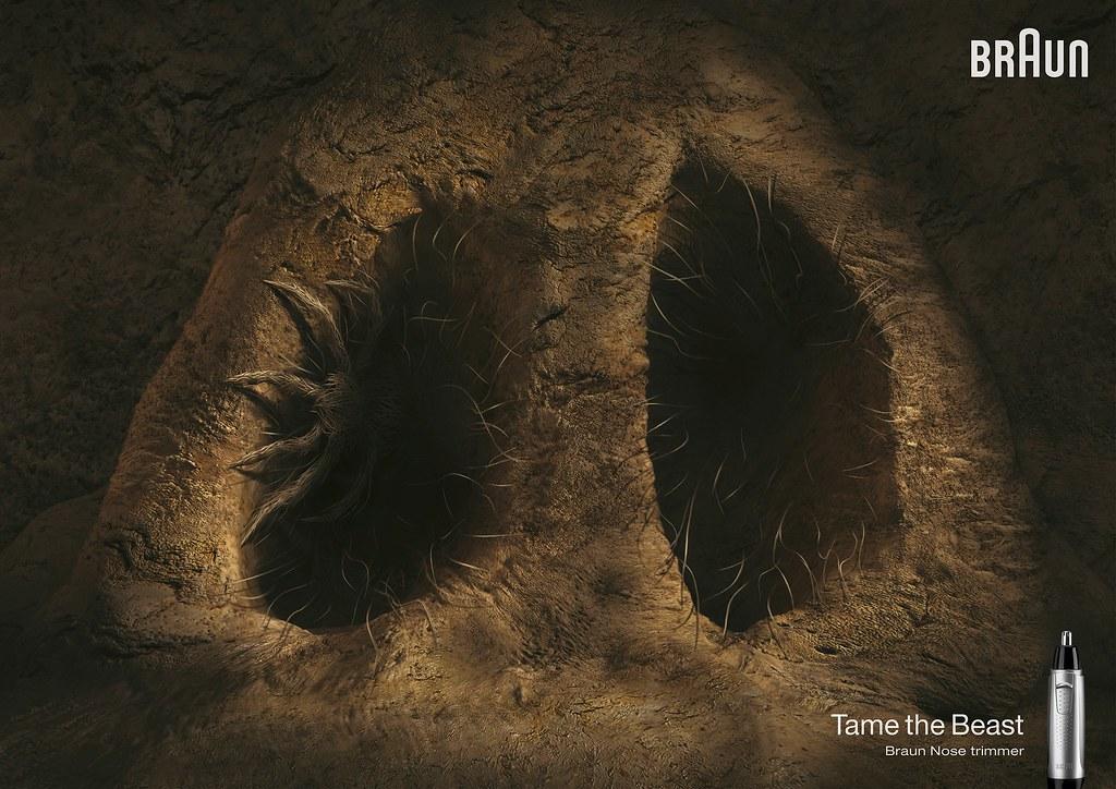 Braun  - Nose 3