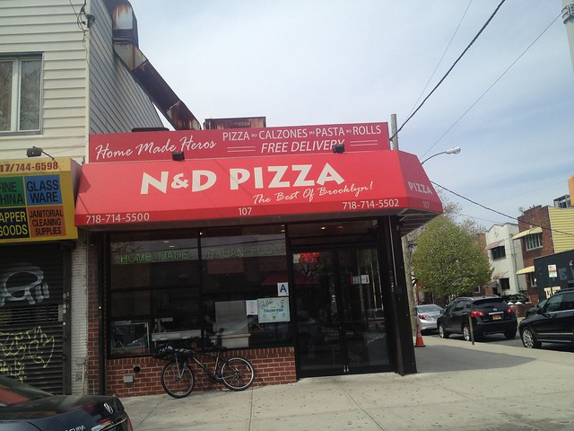 N&D Pizza