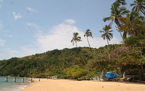 Island Paradise at Praia das Palmas