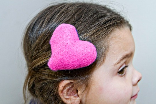 Adorable Stuffed Bows & Hair Clips